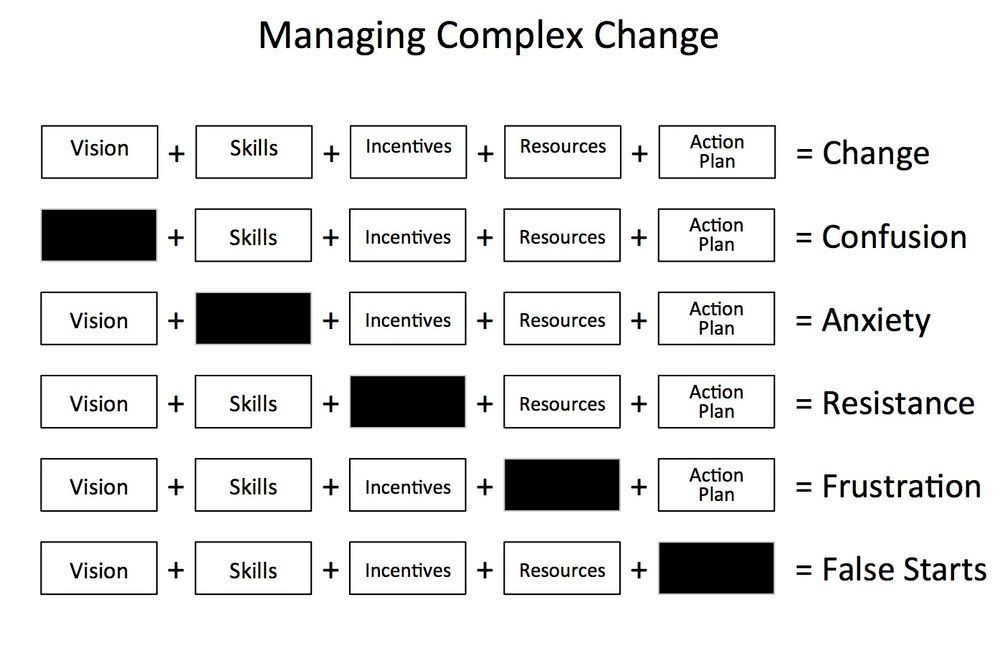 essay about managing complex change